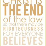 Righteousness Through the Law Pt2