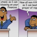 Tithing vs Giving Pt1
